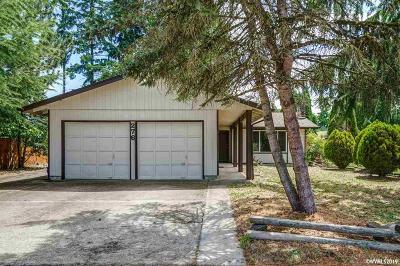 Corvallis Single Family Home Active Under Contract: 276 SE Viewmont Av