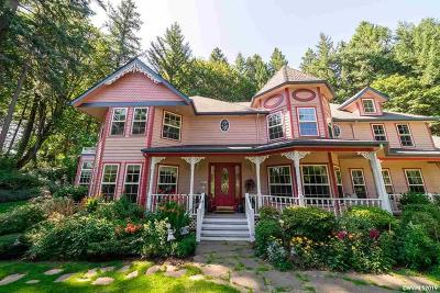 Salem Single Family Home For Sale: 3171 Concomly Rd