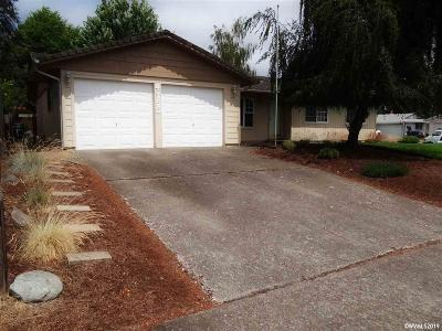 Salem Single Family Home Active Under Contract: 4155 Eastview Dr