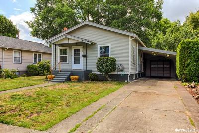 Salem Single Family Home For Sale: 2125 Myrtle Av