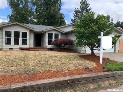 Salem Single Family Home For Sale: 647 Ewald Av