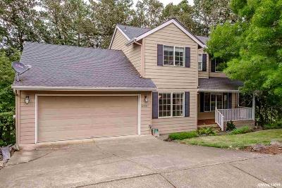 Corvallis Single Family Home For Sale: 2337 NW Maser Dr