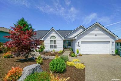 Salem Single Family Home For Sale: 5242 Chapman St