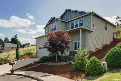 Salem Single Family Home For Sale: 6847 Sun Ct