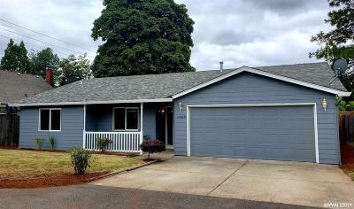 Salem Single Family Home For Sale: 1048 Barnes Av
