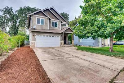 Independence Single Family Home For Sale: 6155 Corvallis Rd