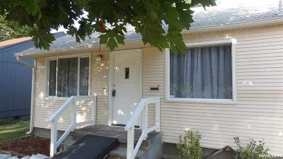 Salem Single Family Home For Sale: 2580 5th St