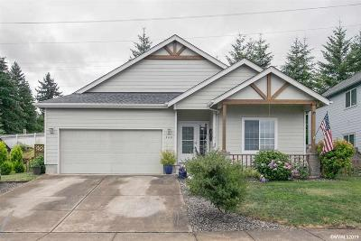 Stayton Single Family Home For Sale: 460 Summerview Dr