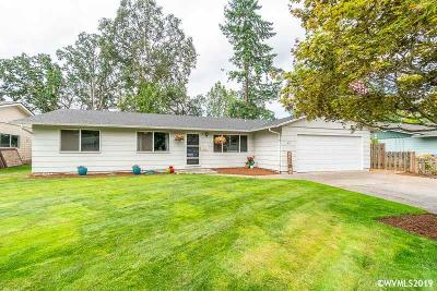 Salem Single Family Home For Sale: 851 Coyote Ct