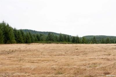 Lyons Residential Lots & Land For Sale: 45130 McCully Mountain (East Of) Rd