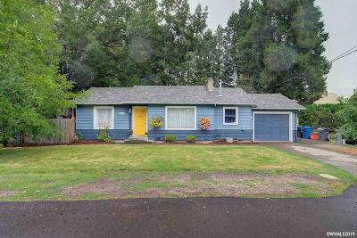 Keizer Single Family Home For Sale: 5010 Robindale Dr