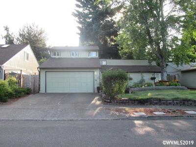 Salem Single Family Home For Sale: 5225 Edgecrest Ct