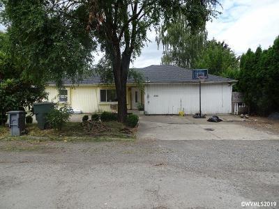 Salem Single Family Home For Sale: 3555 Osborn Av