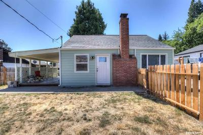 Keizer Single Family Home For Sale: 1320 Shady Ln