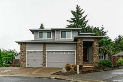 Salem Single Family Home For Sale: 890 Jackwood Ct