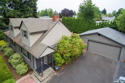 Salem Single Family Home For Sale: 4855 Herrin Rd