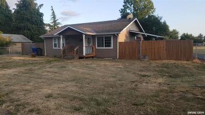 Salem Single Family Home For Sale: 5570 Ramp St