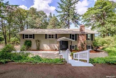 Salem Single Family Home For Sale: 3985 Belvedere St
