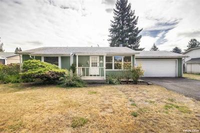 Salem Single Family Home For Sale: 4140 Fraser Ln
