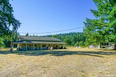 Stayton Single Family Home For Sale: 11885 Riverhaven Ln