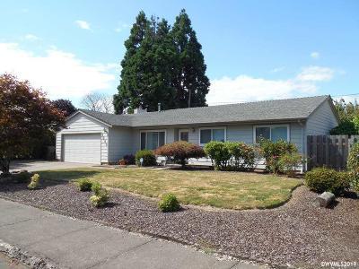 Salem Single Family Home For Sale: 3644 Meadow Park Lp