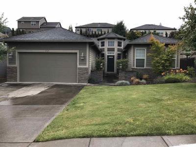Salem Single Family Home For Sale: 312 Gadwall Av