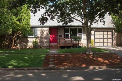 Salem Single Family Home For Sale: 1860 23rd St