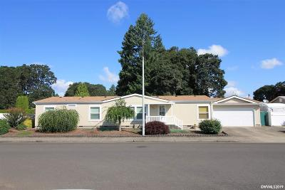 Salem Single Family Home For Sale: 5197 Mango Av