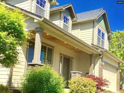 Lebanon Single Family Home For Sale: 2384 Mountain River Dr