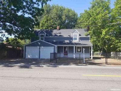 Salem Single Family Home For Sale: 3053 Sunnyview Rd