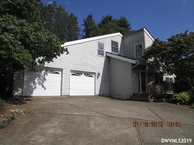 Salem Single Family Home For Sale: 2446 Timothy Dr
