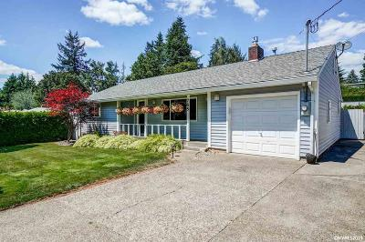 Salem Single Family Home For Sale: 765 Harris St