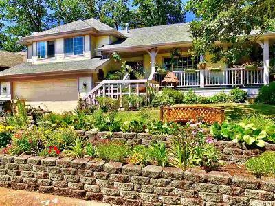 Dallas Single Family Home For Sale: 586 NW Denton Av