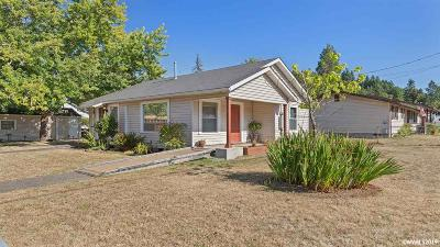 Sweet Home Single Family Home Active Under Contract: 455 10th Av