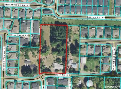 Keizer Residential Lots & Land Active Under Contract: 1005 Bair Rd