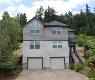 Corvallis Single Family Home For Sale: 4625 NW Acacia Dr