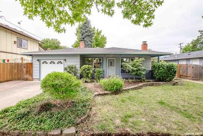 Corvallis Single Family Home Active Under Contract: 1316 NW 10th St
