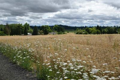 Monmouth Residential Lots & Land For Sale: 11555 Helmick (Lot #1) Rd