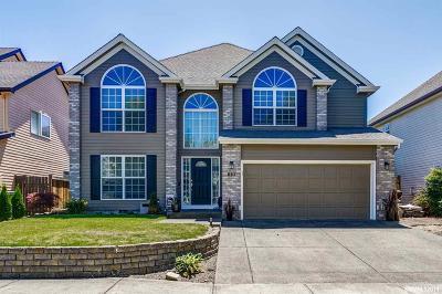 Keizer Single Family Home For Sale: 682 Burgundy Av
