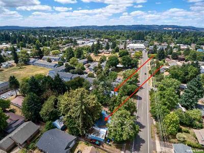 Keizer Residential Lots & Land For Sale: 1190 Alder (-1210) Dr