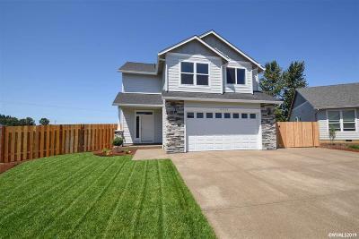 Turner Single Family Home Active Right Of Refusal: 5021 Davis (Lot 37) St
