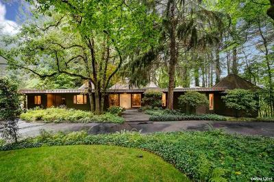 Salem Single Family Home For Sale: 3187 Pigeon Hollow Rd