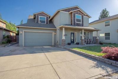 Keizer Single Family Home For Sale: 665 Megan Lee Ln