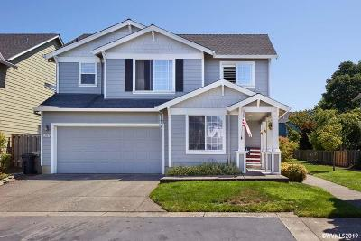 Corvallis Single Family Home Active Under Contract: 3517 SE Bayou Pl