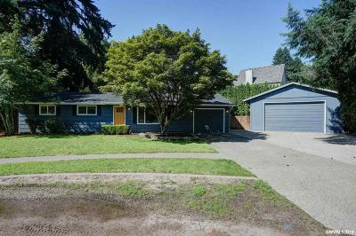 Stayton Single Family Home For Sale: 1838 Green Acres Ct