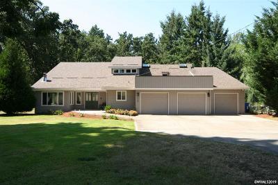 Keizer Single Family Home For Sale: 5725 Trail Av