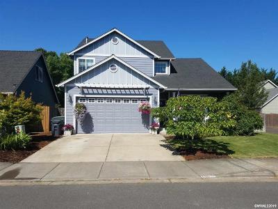 Keizer Single Family Home For Sale: 7955 June Reid Pl