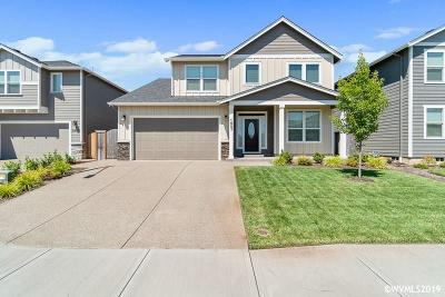 Keizer Single Family Home For Sale: 1607 Trent Av