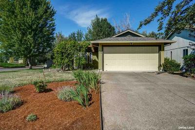 Corvallis Single Family Home Active Under Contract: 3398 SE Charlotte Pl