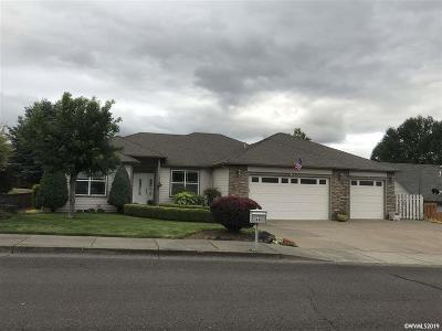 Sublimity Single Family Home Active Under Contract: 440 NW Hartmann Av